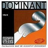 Thomastik Dominant 4/4 Violin String Set - Medium Gauge - Aluminum/Steel Ball-End E