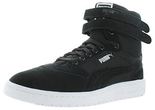 Turnschuhe Black Puma Ll Textile Hi Sky Core OOFxBvq