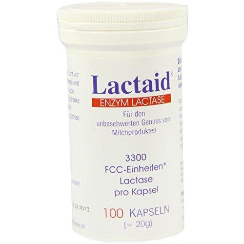 Lactase-enzym 100 Kapseln (Lactaid, 100 St. Kapseln)
