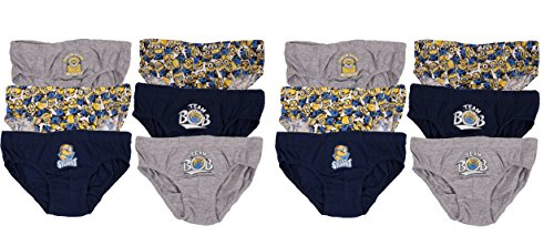 Boys Briefs Pants Pack of 3 Thomas the Tank Engine 18-24 Months to 4-5 Years