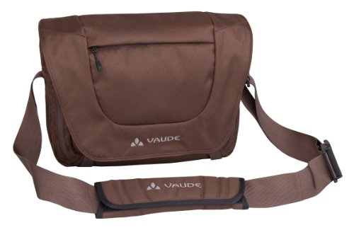 Vaude Olympia Roma M Tracolla Messenger Bag 33 Centimetri, bison