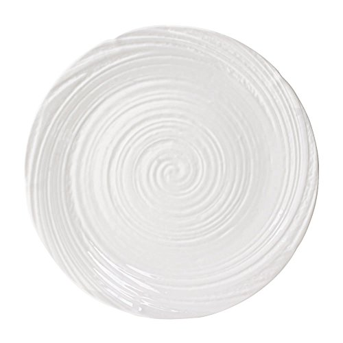 TABLE PASSION - ASSIETTE PLATE 26 CM SPYRAL ( Lot de 6 )