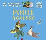 Poule rousse (1CD audio)