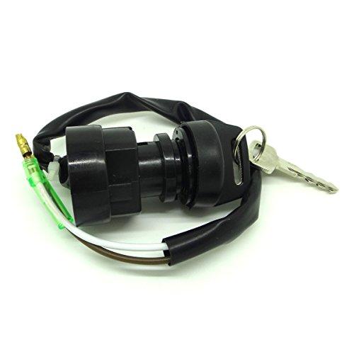 YIHAO New Zündschlüssel Schalter Yamaha Blaster YFS200Quad 98990001020304052006zz37963