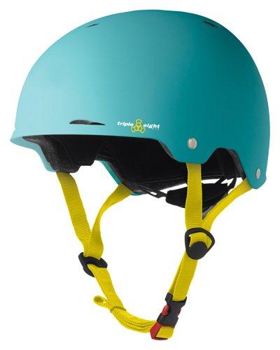 Triple 8 Skateboardschützer Gotham Helmet, Baja, 48-54 cm, 1351000035