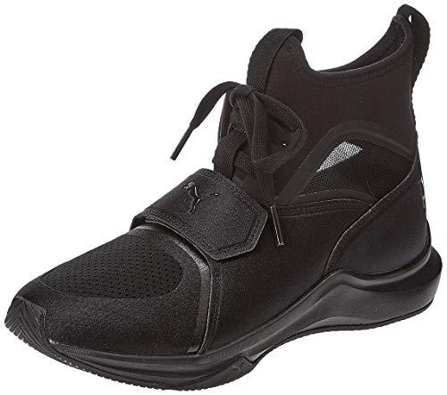 Puma Phenom Wn's, Chaussures de Fitness Femme, Noir Black...
