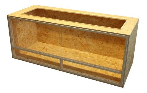 Elmato Holzterrarium 150x60x60cm