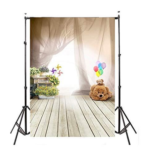 AFUT 0.9 × 1.5M Fotografie Hintergrund Kinder Geburtstagsparty Mode Studio Hintergrund Foto Requisiten Professioneller Fotograf/Studio