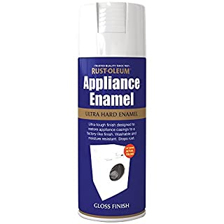 400ml Appliance Enamel White