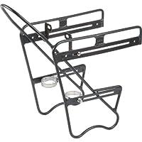 Zefal Vorderradträger Raider F Portabulto, Unisex, Aluminio/Negro