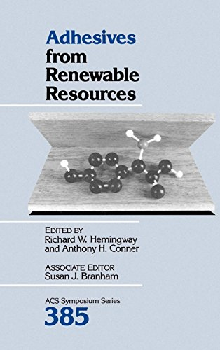 Adhesives from Renewable Resources (Acs Symposium Series)
