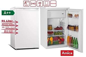 Amica Kühlschrank Hersteller : Amica ks 15413 w kühlschrank a kühlteil84 liters gefrierteil11