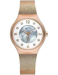 Bering Damen-Armbanduhr 14427-366