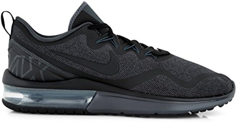 Nike Air MAX Fury, Zapatillas de Trail Running para Hombre, Negro (Black/Black/Anthracite 002), 44.5 EU