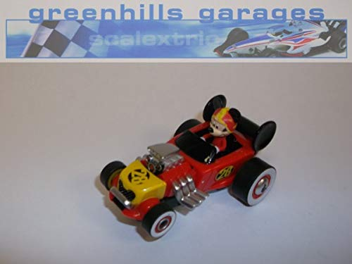 Greenhills Carrera First Mickey Mouse No 28 1:64 scale - NEW - 19496