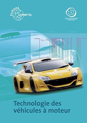 Technologie des Vehicules a Moteur par Gscheidle et Al.