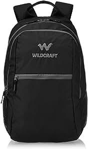 Wildcraft 28 liters Black Casual Backpack (8903338045243)