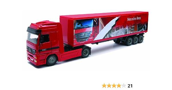 Camion Mercedes Actros Honda Repsol 1:43 Model NEW RAY