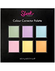 Sleek Makeup Colour Corrector Concealer Palette, 1er Pack (1 x 4 g)