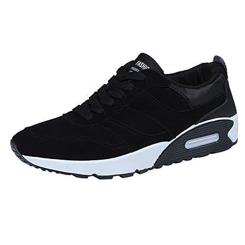 Zapatillas de Baloncesto para Hombre,ZARLLE Zapatos de Hombre Spring Fall New Sneakers/Academy Breathable Zapatillas de Baloncesto/High-Top Wear-Resistant Zapatillas Antideslizantes Zapatos