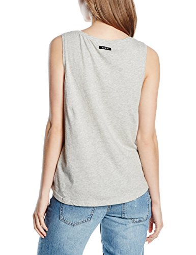 The Hip Tee Damen Top Albany Gris (Grey Marl)