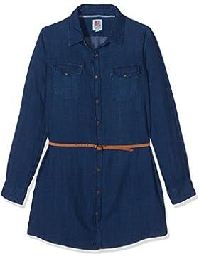 Unbekannt Mädchen Kleid Double Pocket Dress