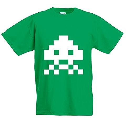 Space Invaders T-shirt pour enfant
