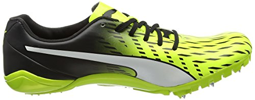 Puma Unisex-Erwachsene Evospeed Electric 5 Laufschuhe Gelb (safety yellow-puma black-puma white 03)