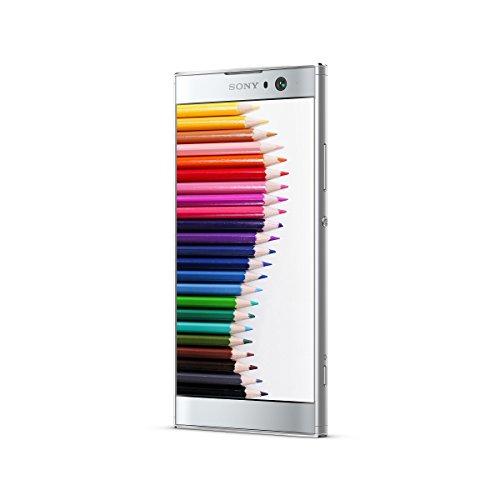 Sony Xperia XA2 DS - Smartphone DE 5 2 Octa Core 2 2 GHz RAM de 3 GB Memoria Interna DE 32 GB C mara DE 23 MP Android Dual-Sim Color Plata E