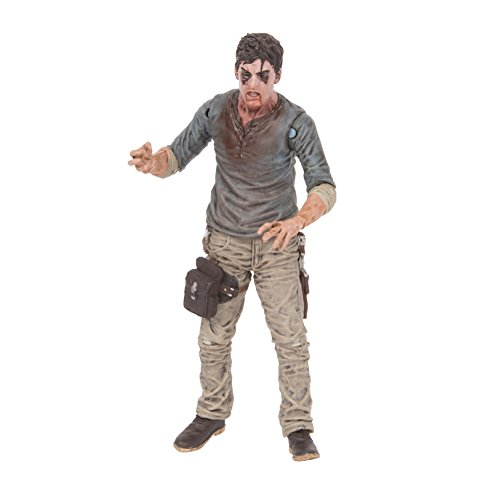 Action Figur The Walking DeadTV 7,5 Cell Block Flu Walker