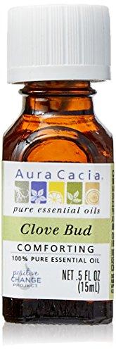Aura Cacia Essential Oil Clove Bud