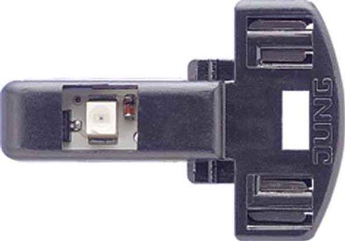 Preisvergleich Produktbild Jung 90-LEDGN  LED-Leuchte, gruen, 110-250 V, 1,1 mA