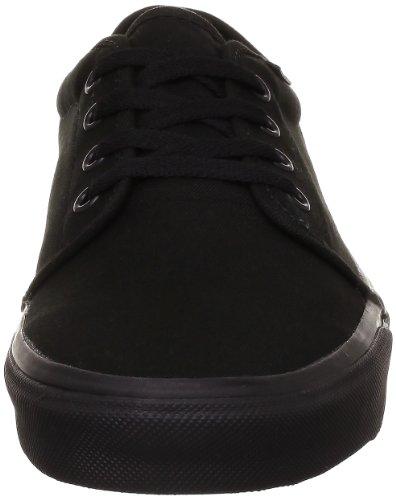 Vans U 106 Vulcanized, Baskets mode mixte adulte Noir (Black)