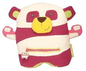 """Peluche avec poche à zip SPOOK """"Pandalot le panda"""""""