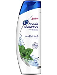 Head & Shoulders Shampooing Antipelliculaire Menthol Fresh 500 ml