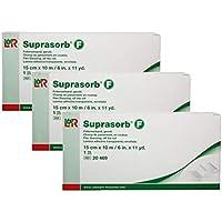 Suprasorb F Folienverband transparent aufgerollt 3 Rollen 15 cm x 10 m SET preisvergleich bei billige-tabletten.eu