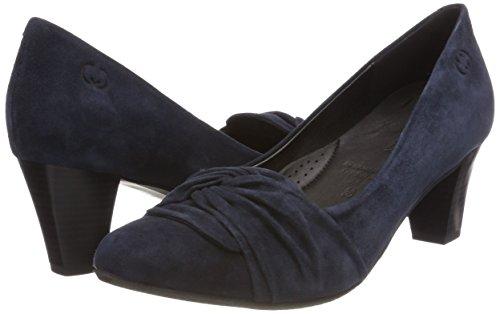 GERRY WEBER Shoes Damen Lena 10 Pumps, Blau (Dunkelblau), 41 EU