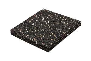 Wolfcraft 6987000 - 20 cuscinetti d'appoggio per pavimenti in legno