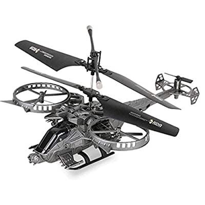 PEALO RC Helicopter,13A Avatar Remote Control Helicopter with Gyro 3.5-Channel Model Drone Four-Axis Indoor for Kids and Adults Beginners Gift