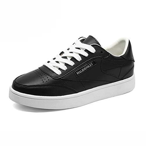 Zapatos para mujer HWF Cordones Casual Ocio Femenino Estudiante otoño  College Style Zapatos Individuales Sneaker ( 641a604a9af
