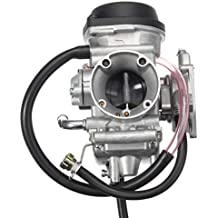 Forspero Carburador con Válvula De Combustible Petcock para Suzuki Ltz400 LTZ 400 Quad ATV 2003-