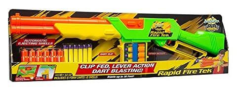 BuzzBee 46303 Jouet en forme de fusil Multicolore Taille unique