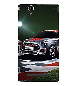 ifasho Designer Back Case Cover for Sony Xperia T2 Ultra :: Sony Xperia T2 Ultra Dual SIM D5322 :: Sony Xperia T2 Ultra XM50h (Best Tour Deals Business News)