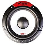 "Vibe Audio Pulse Series 6C Car 6.5"" inch 240w 2-Way Car Door Component"