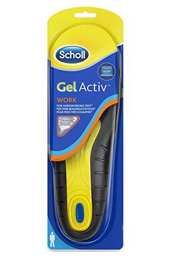 Scholl Einlegesohlen GelActiv Work (Gr.40-46.5), 1 Paar