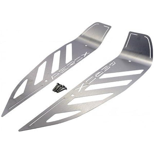 Trittbleche Lennes Optikparts Yamaha Aerox Auto