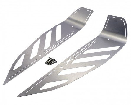 Trittbleche LENNES Optikparts Yamaha Aerox
