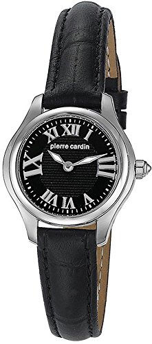 Pierre Cardin Damen-Armbanduhr Special Collection Analog Quarz Leder Swiss Made (Leder Damen Collection)