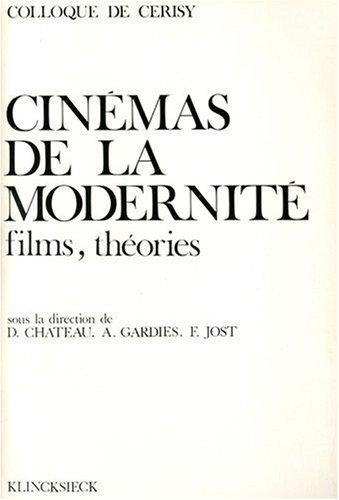 Cinémas de la modernité