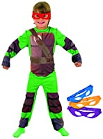 Teenage Mutant Ninja Turtle (Classic) - Kids Costume 5 - 6 years